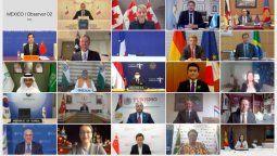 Ministras y ministros de Turismo del G20 convocados por Italia.