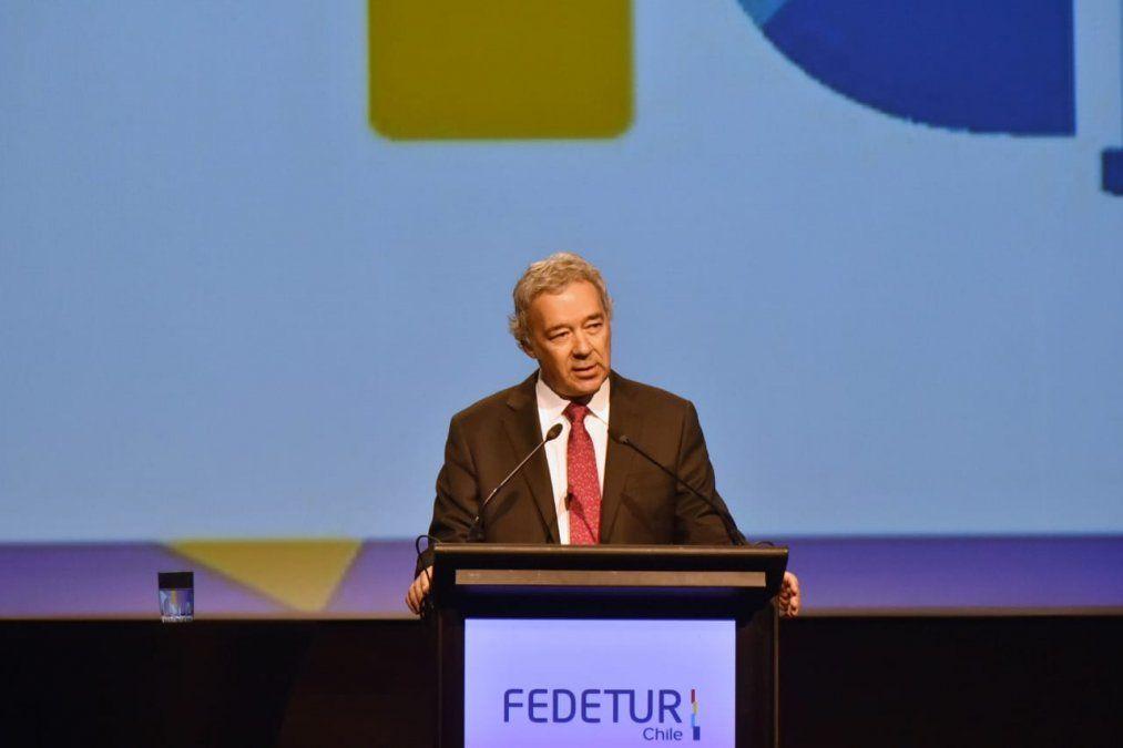 Ricardo Margulis, presidente de Fedetur.