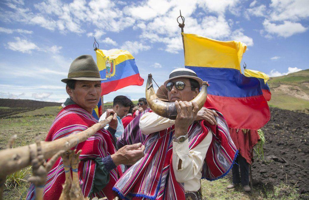 Fomento de tradiciones mediante el Pawkar Raymi y Carnaval Intercultural 2020