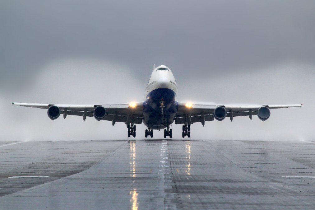 El B-747, el avión que cambió la historia de la aviación comercial.