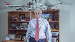 Guillermo Correa reclamó que la intención de Latam es quedarse con todos los clientes.