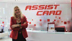 Alexia Keglevich, hasta hace unos días CEO de Assist Card.