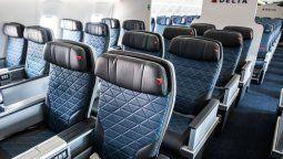 Delta Premium Select, la nueva cabina de DL para vuelos internacionales.