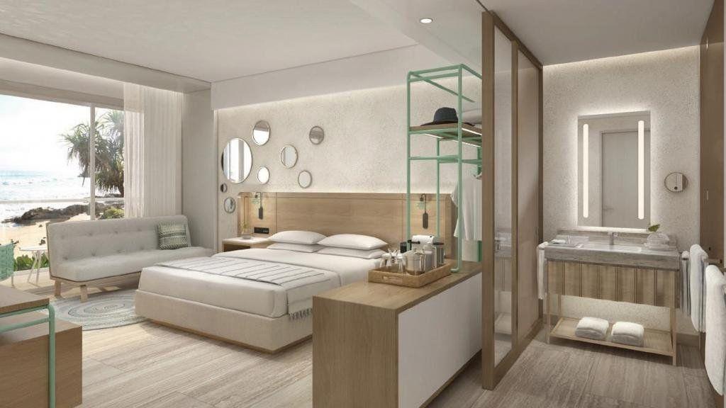 El Hilton Tulum All-Inclusive Resort, de 735 habitaciones frente al mar, presentará a los viajeros una experiencia elevada de primer nivel con todo incluido en este codiciado destino.