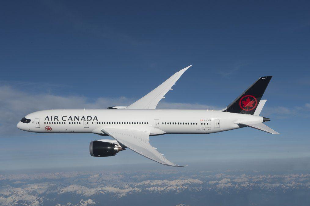 Interrupción temporal de sus vuelos a Chile