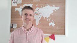 Lucas Ozuna, gerente comercial de Europamundo para Sudamérica.