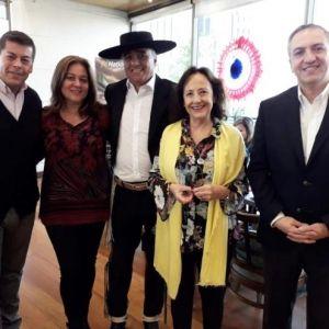 LABBÉ REPRESENTACIONES. Celebraciones junto a Alamo y National Rent a CAR