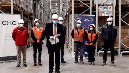 El nuevo seguro frente al Covid-19 fue anunciado por el ministro del Trabajo, Patricio Melero.
