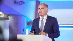 Carsten Spohr, CEO de Lufthansa.