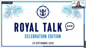 Royal Caribbean: 21 mil asistentes para las Royal Talks