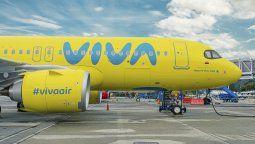 Viva anunció el lanzamiento de su nueva ruta internacional Medellín-Ciudad de México.