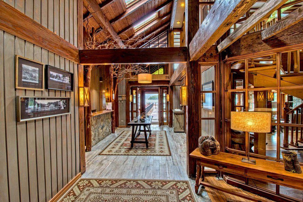 El Puyuhuapi Lodge & Spa cuenta con instalaciones de primer nivel