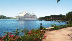 El Navigator será la gran estrella de Regent Seven Seas en el Caribe.