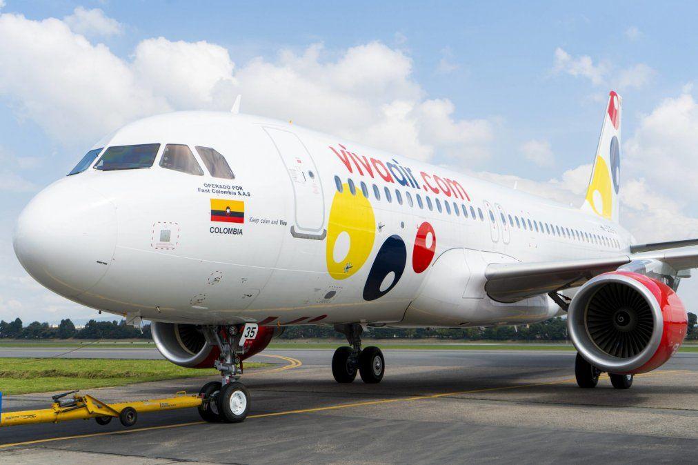 La aerolínea Viva Air se encuentra brindando un beneficio especial a los pasajeros de vuelos internacionales