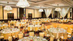 SHP expresó su satisfacción por la medida dispuesta por el gobierno en la utilización de las salas de eventos con un aforo del 50%.