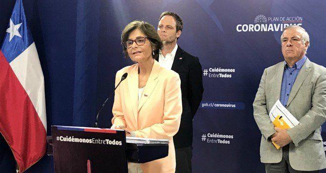 Proponen el cierre de terminales de buses de Santiago y nuevas ciudades se suman a la cuarentena