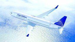 Copa Airlines retoma vuelos a Bahamas.