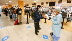 Migraciones señaló que más de 117 mil peruanos han viajado a Estados Unidos en lo que va de año.