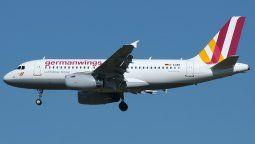 Airbus A319 de Germanwings.