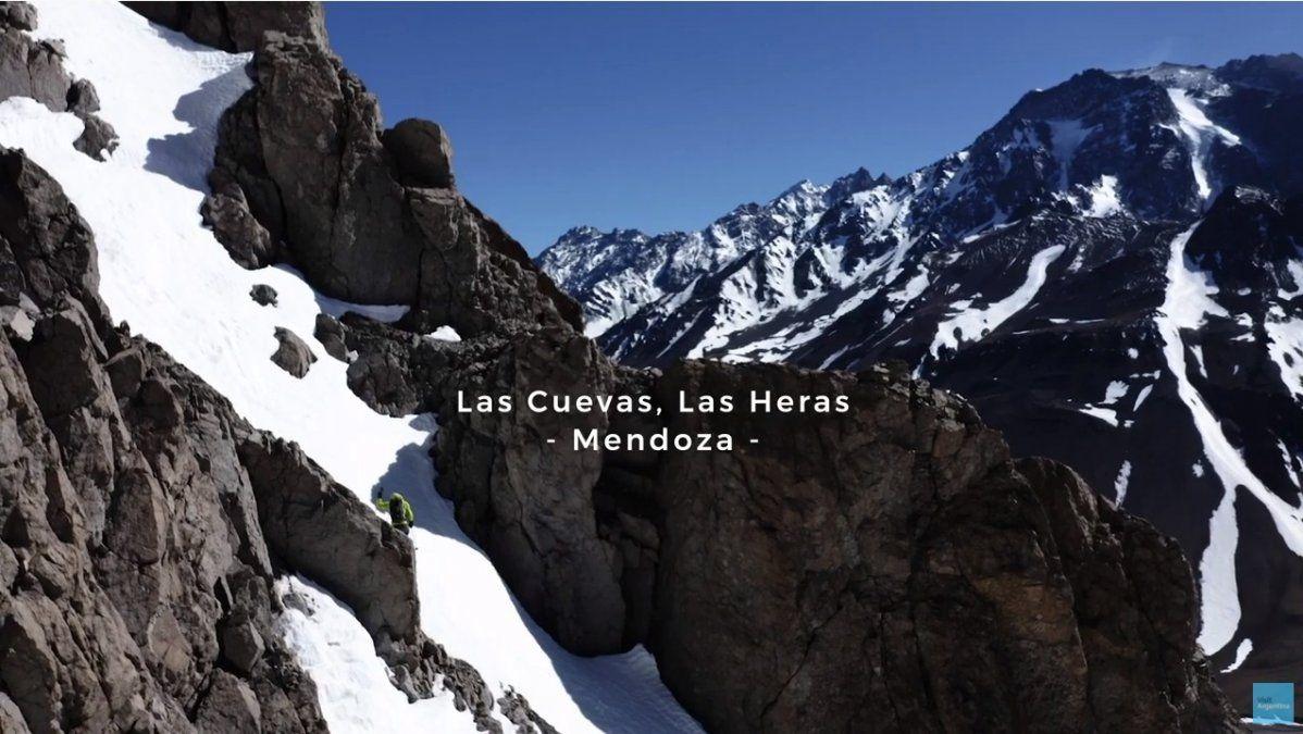 {altText(<p>#MomentosArgentinos, de Inprotur, comenzó con el encantador paisaje del departamento de Las Heras, en la provincia de Mendoza</p>,Inprotur: la Cordillera de los Andes brilla en las redes)}
