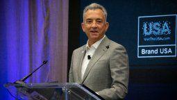 Chris Thompson, CEO de Brand USA.