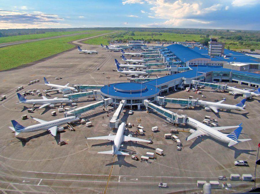 El Hub de las Américas de Copa Airlines.