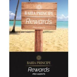 BAHíA PRíNCIPE. Nuevos beneficios para agentes de viajes