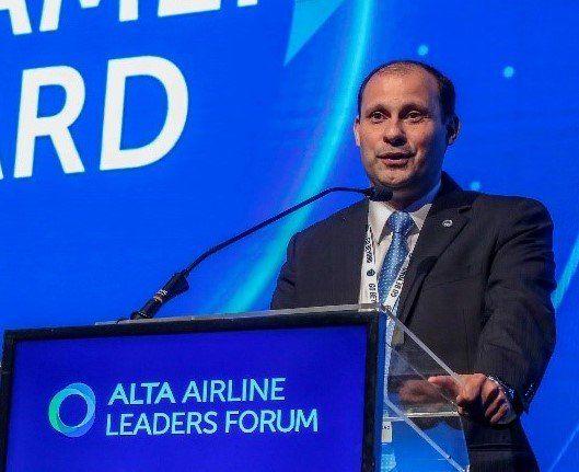 José Ricardo Botelho, director Ejecutivo de ALTA