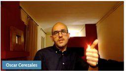 Oscar Cerezales compartió interesantes conceptos y tips para el segmento MICE.