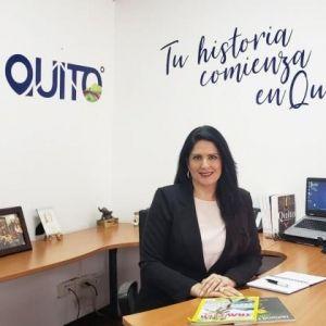 """Verónica Sevilla, Quito Turismo: """"Es importante que trabajemos el turismo de una manera profesional y con estadísticas claras"""""""