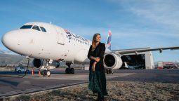 Mónica Fistrovic es la nueva CEO de Latam Airlines Ecuador. Asumió el cargo hace poco tiempo y ya reside en el país.
