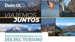dia mundial del turismo 2020: viajemos juntos