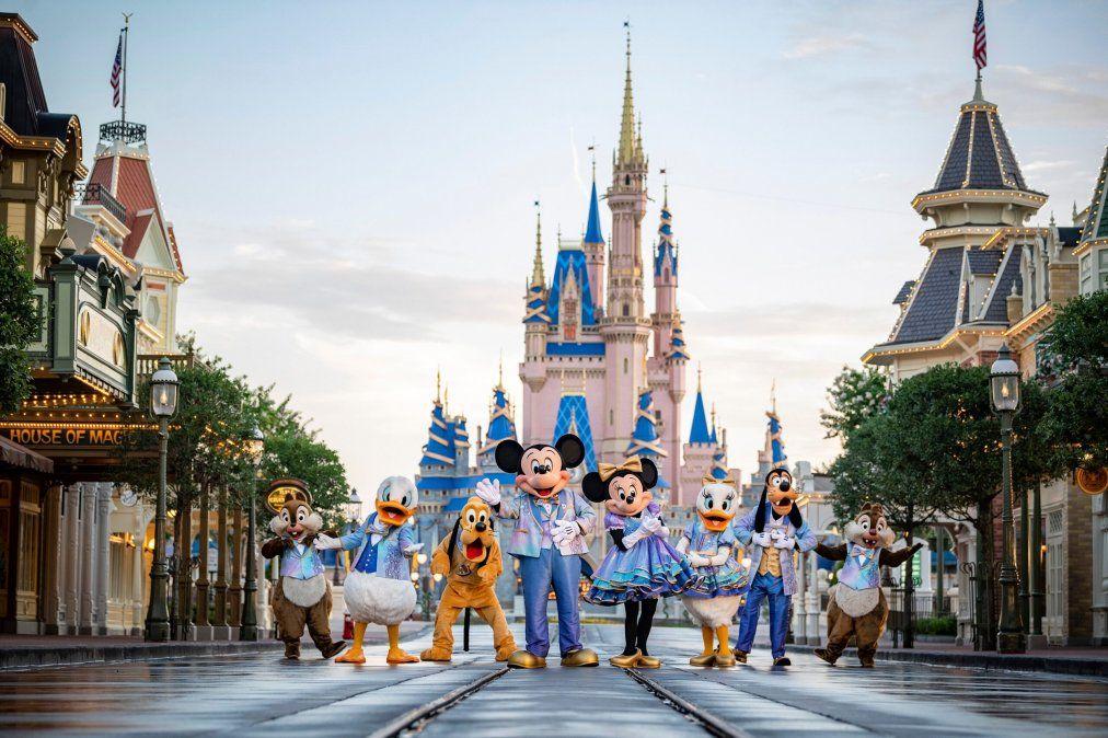 En Disney Word