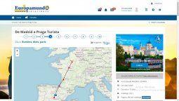 Ahora los usuarios de Nemo pueden acceder a los productos de Europamundo de una manera interactiva y vistosa.