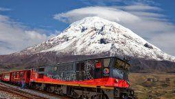 Rafael Martínez, presidente de Optur, se refirió a la liquidación de Ferrocarriles del Ecuador y la solución para el manejo del tren.