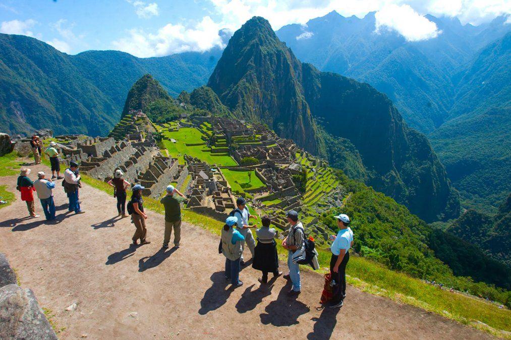 Perú retrocedió 19 años en turismo receptivo