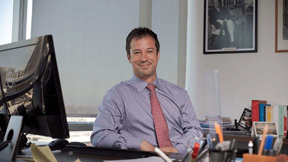 Ministro de Economía, Lucas Palacios.