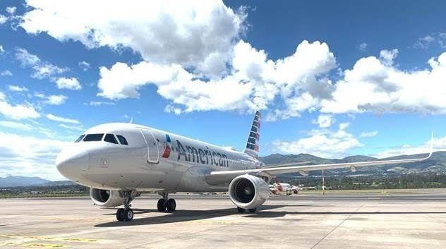 AMERICAN AIRLINES. Estos vuelos marcan nuestro esperado regreso a Ecuador