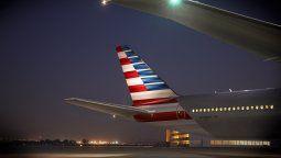 american airlines. menos vuelos para brasil, chile y peru
