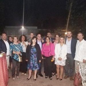 El embajador de Cuba encabeza la promoción de la isla en Chile