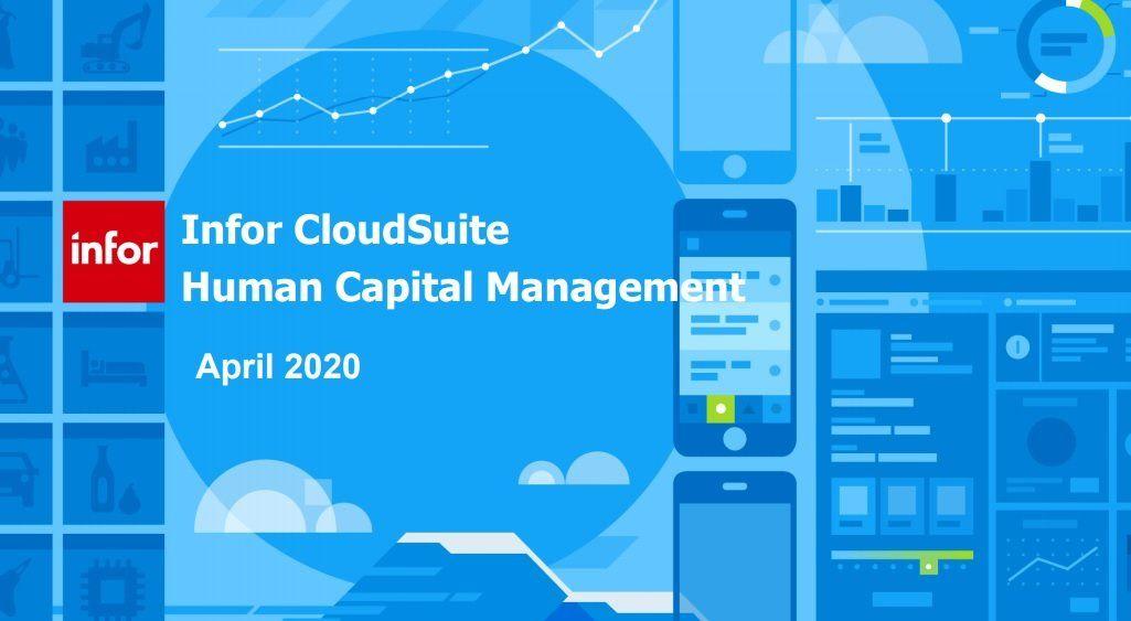 CloudSuite HCM mejora la gestión de los recursos humanos