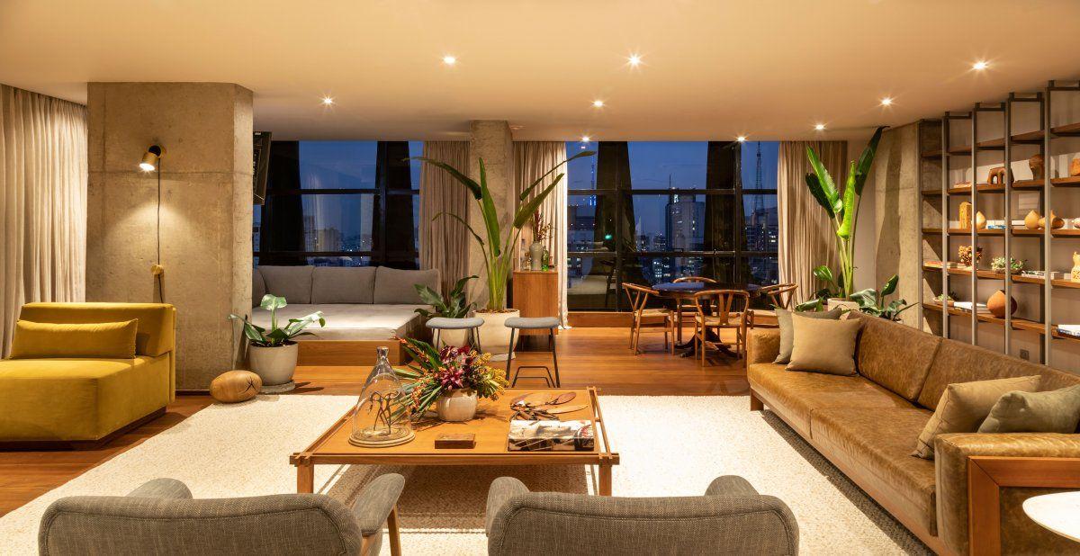 Hoteles: la suite más grande de América Latina la tiene el Hotel Tivoli Mofarrej São Paulo.