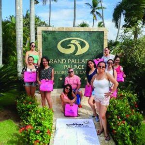 GOLDEN VACATIONS. Fam trips al Caribe, Bogotá y Punta Cana