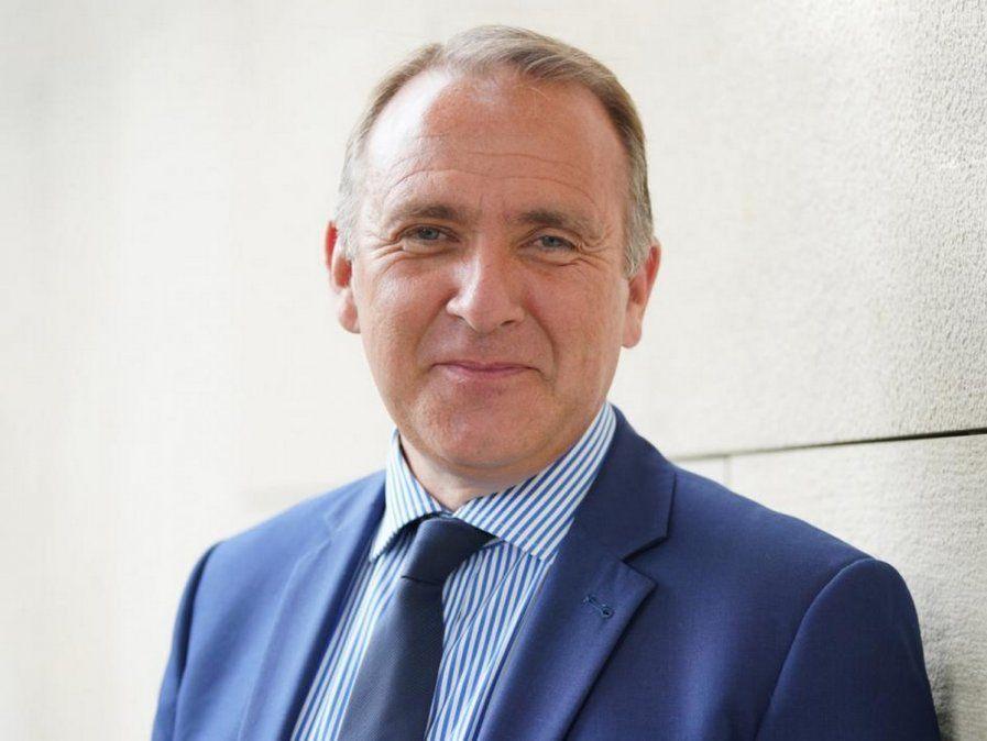 Simon Hocquard, director General de Canso.