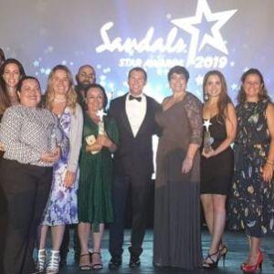 SANDALS STAR AWARDS. Una invitación para celebrar a los mejores vendedores