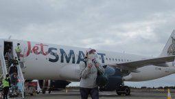jetsmart: vuelo inaugural santiago-chiloe y anuncio de nueva ruta