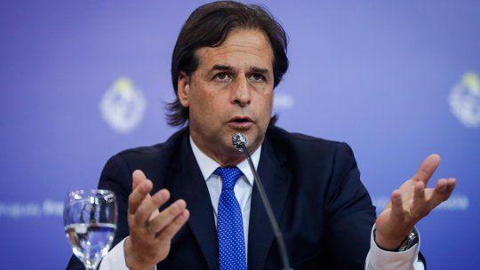 El presidente de Uruguay, Luis Lacalle Pou, anunció que la próxima temporada será a fronteras cerradas.