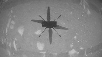 Vuelos en Marte: una gran hazaña en la carrera aeroespacial