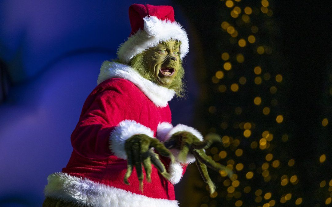 Universal Orlando Resort, ofrece a los invitados, una fiesta de navidad, que incluye conocer al Grinch
