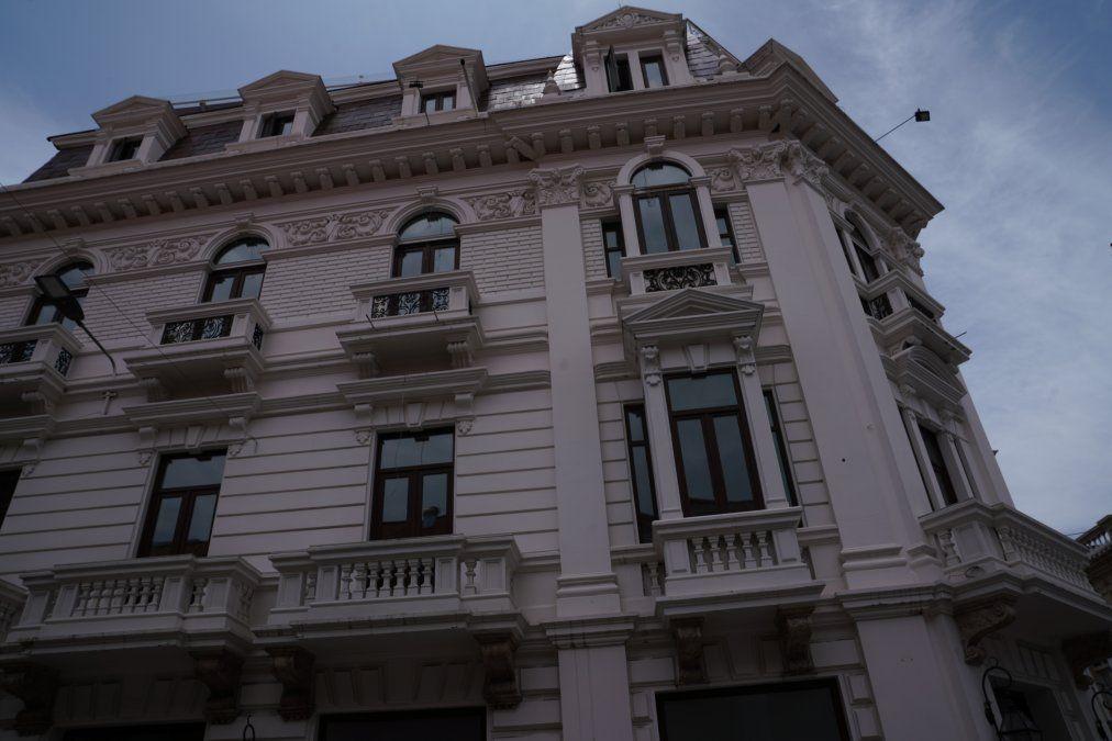 Una edificación patrimonial de Cuenca se convertirá en un hotel boutique.
